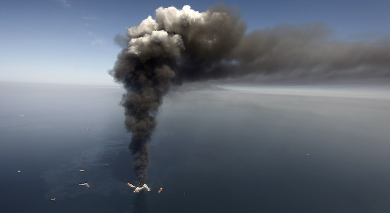 Gulf Oil Spill Movie