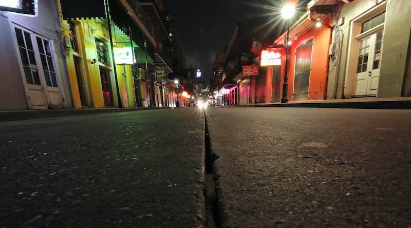 Virus Outbreak Small Cities