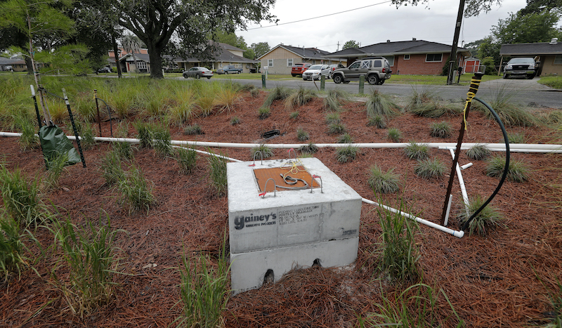 Taming Stormwater