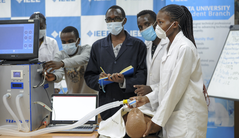 Virus Outbreak Africa Solutions