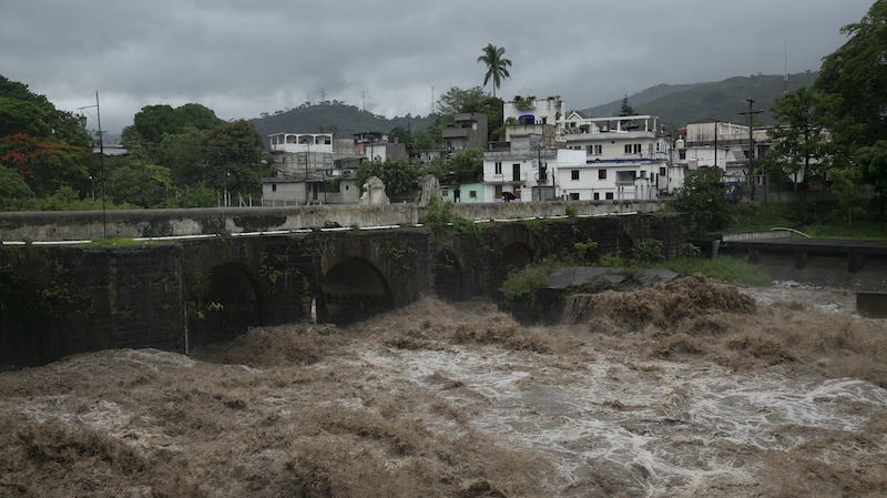 Guatemala Tropical Weather