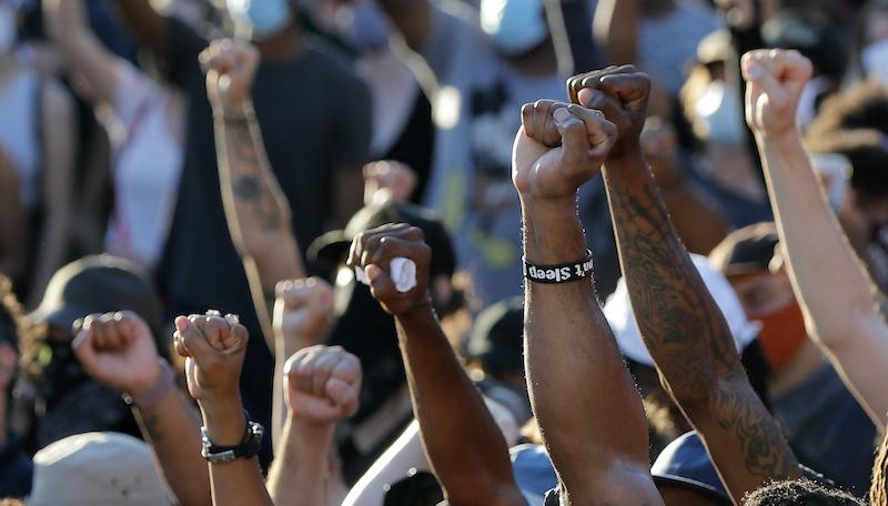 Aptopix America Protests New Orleans