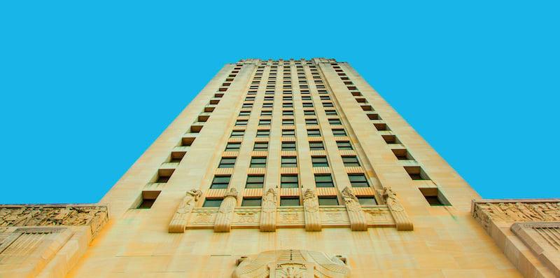 Baton Rouge, Louisiana State Capitol