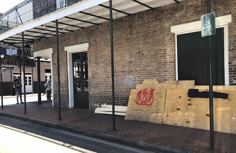 Virus Outbreak New Orleans
