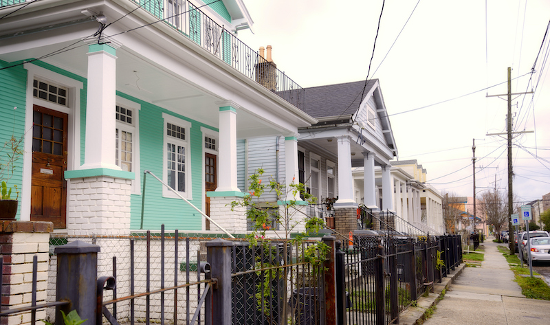 Homes, New Orleans