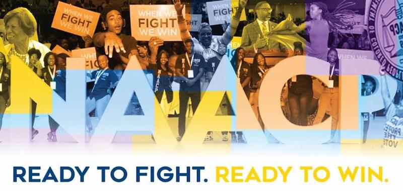 Naacp Ready To Fight