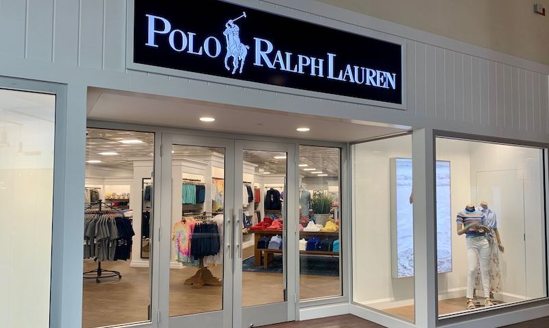 Polo Ralph Lauren Outlet Collection