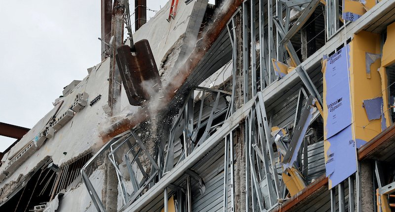 Hotel Collapse Bodies