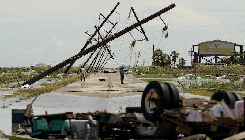 Aptopix Tropical Weather Louisiana