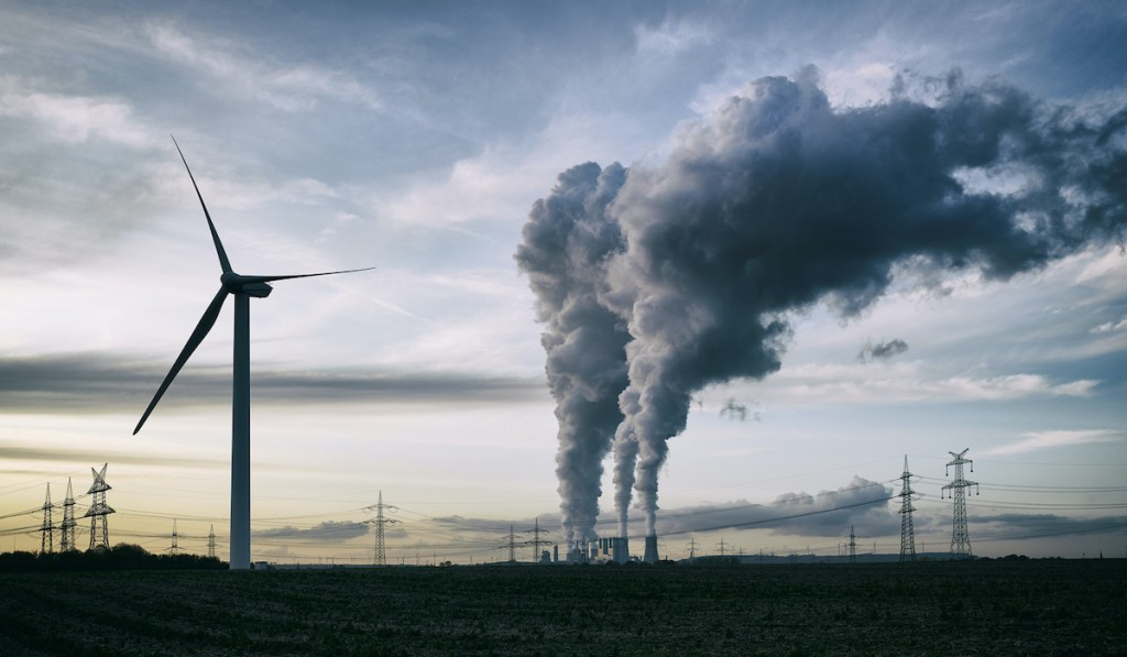 Wind Energy Versus Coal Fired Power Plant
