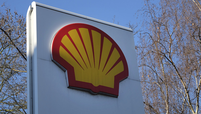 Britain Shell