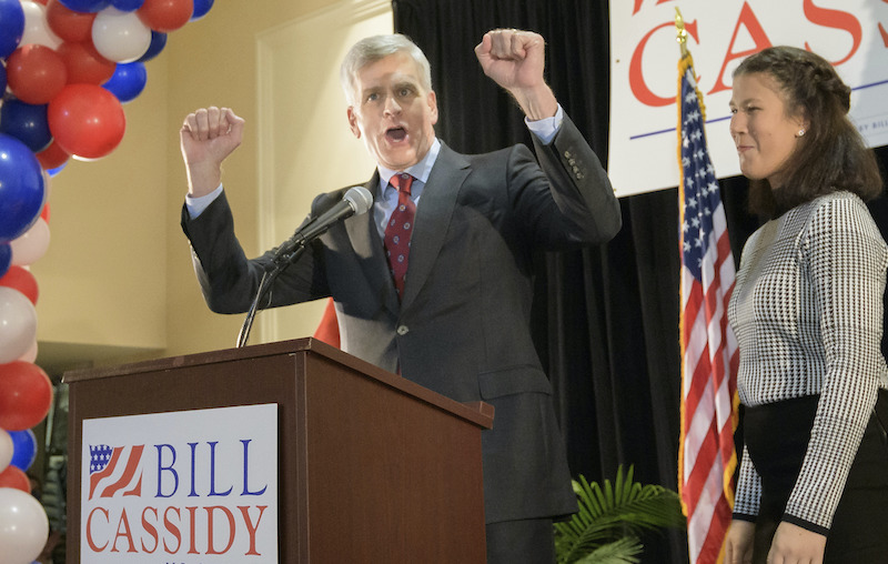 Election 2020 Senate Cassidy