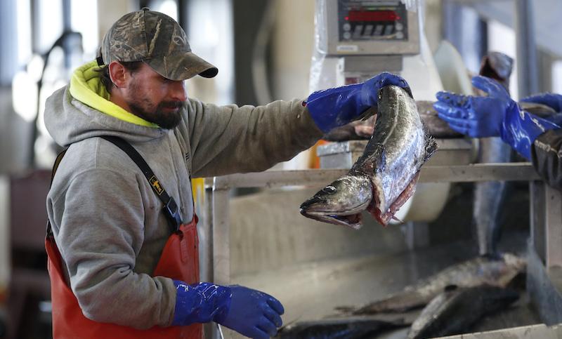 Virus Outbreak Seafood Industry