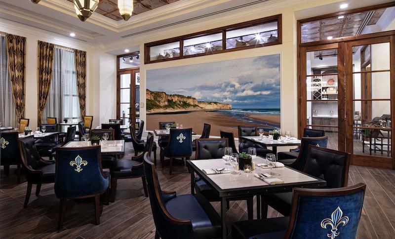 Cafe Normandie Rosies Roof