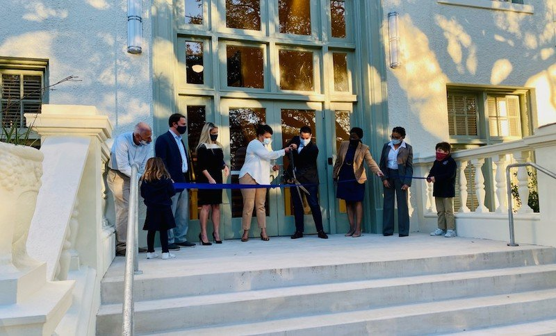 Thumbnail Ribbon Cutting