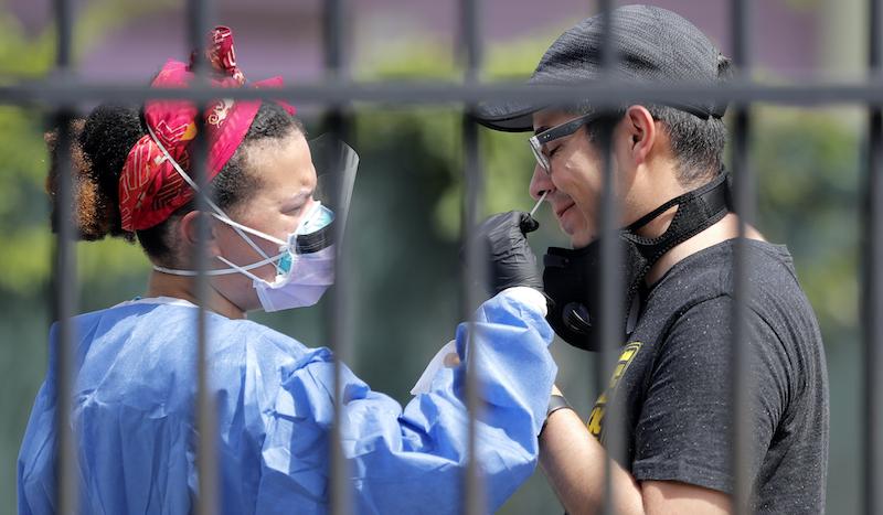 Virus Outbreak Global