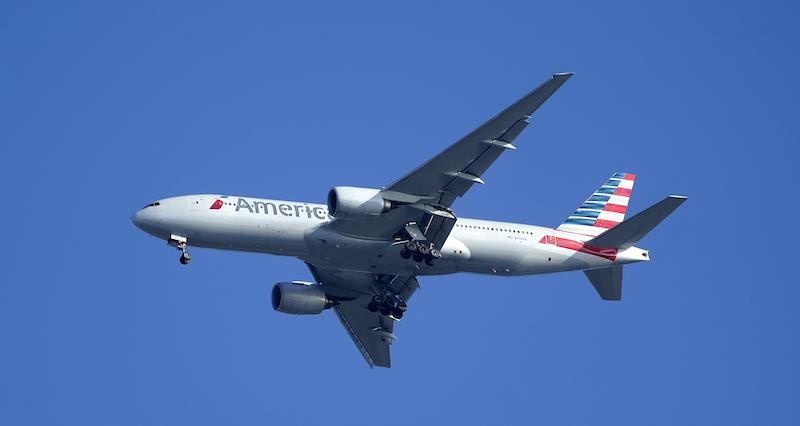 Results American Airlines