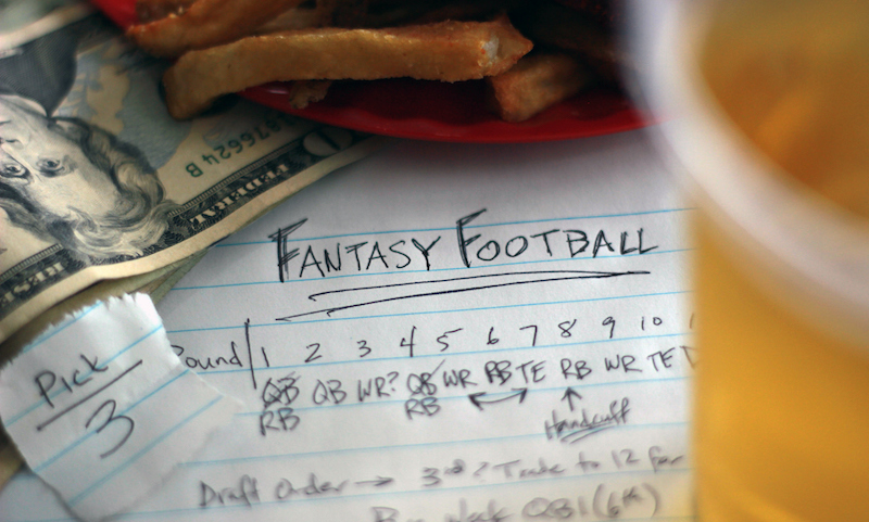 Fantasy Football Draft Elements