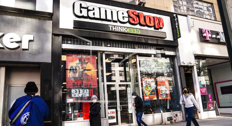 Gamestop Stock