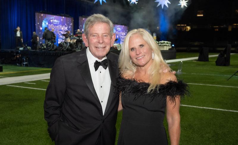 Bob And Sheryl Merrick