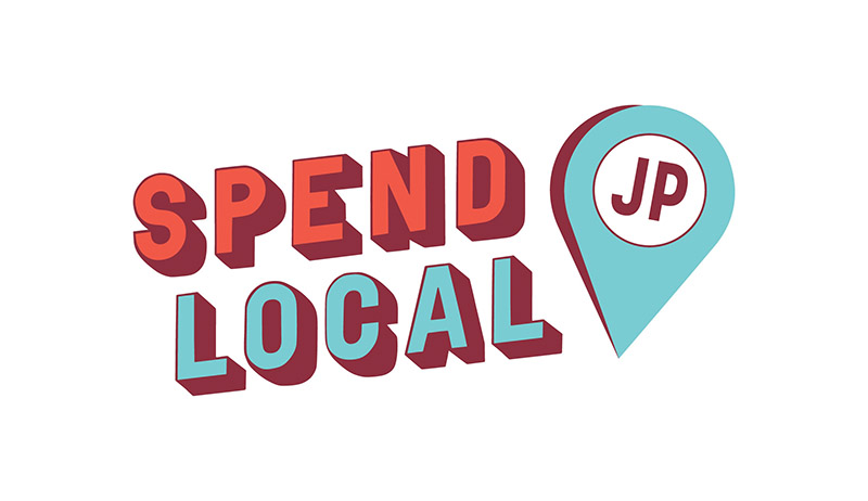 Spend Local Logo