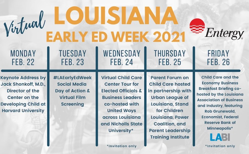 Thumbnail 2021 La Early Ed Week