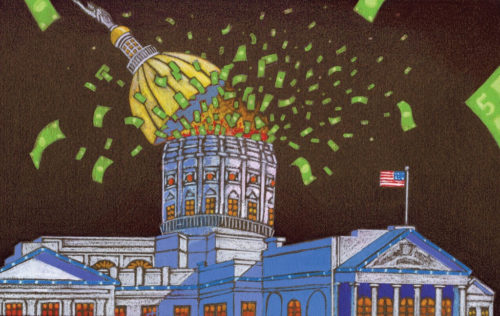 Capital Spending Government Waste