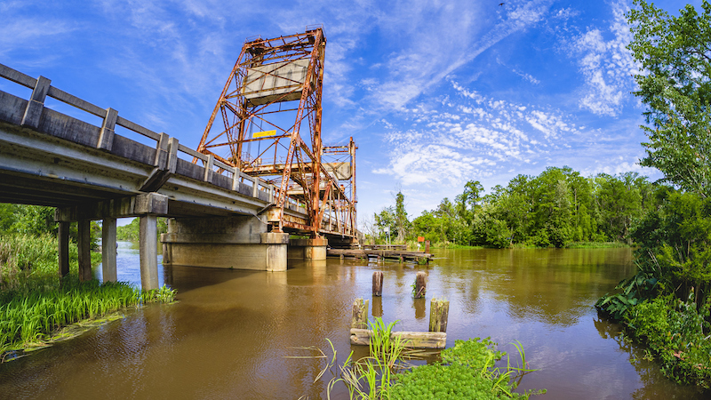 Vintage Country Bridge