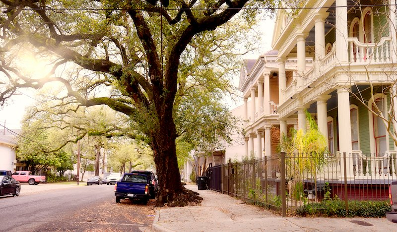 Homes, New Orleans.