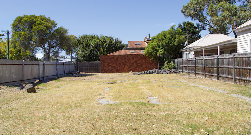 Building Plot Melbourne