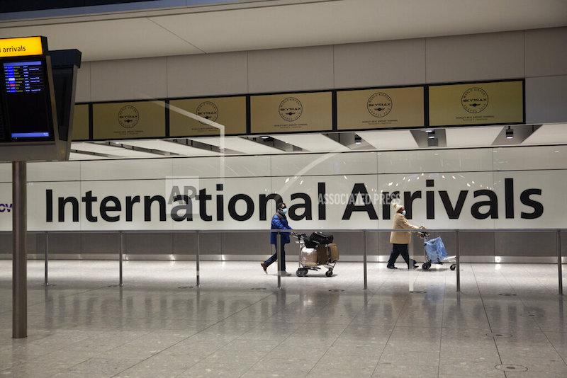 Virus Outbreak Travel Passports Explainer
