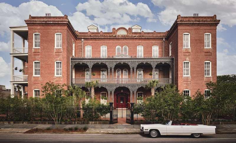 Hotel Saint Vincent Exterior By Douglas Friedman