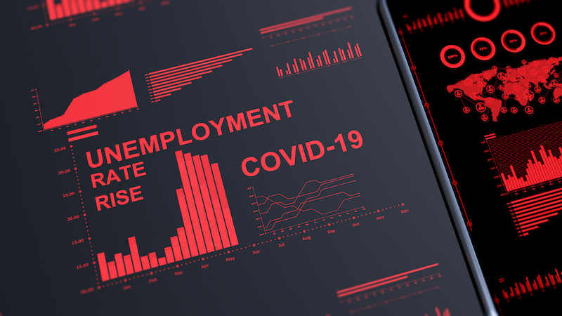 Massive Layoffs Of People Global 2020 Recession