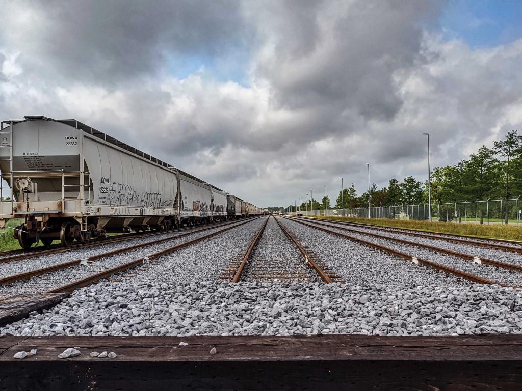 Solaport Railyard