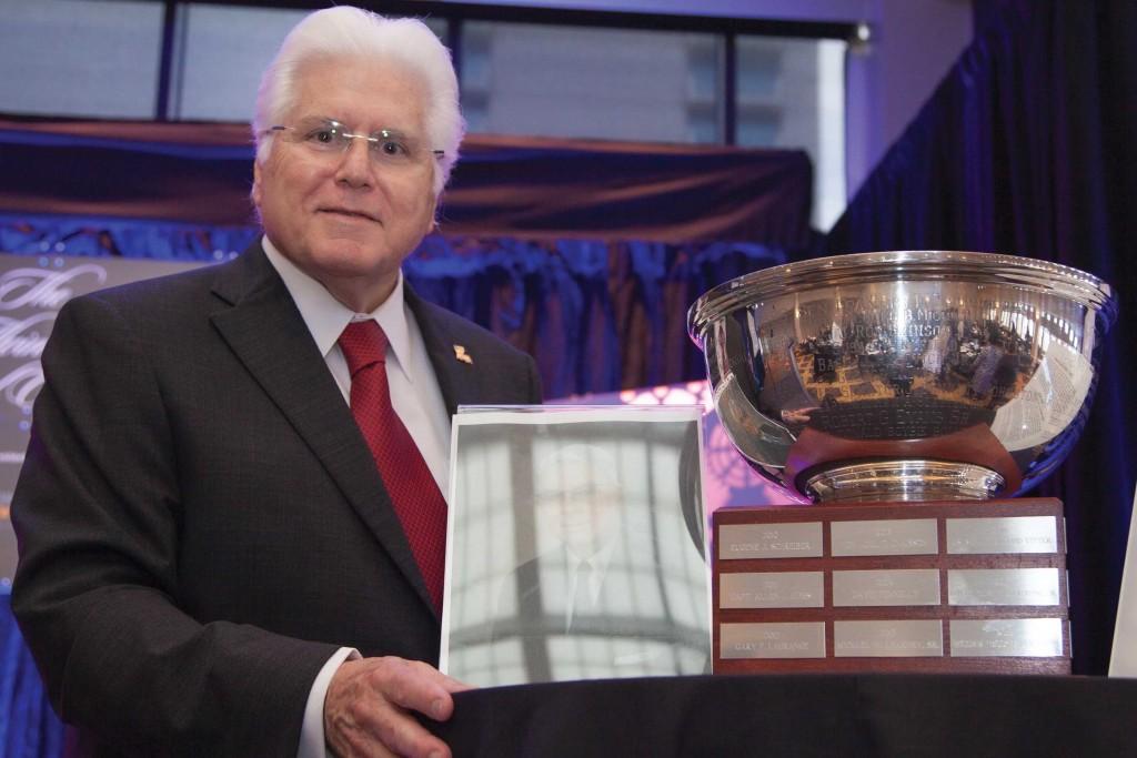 Paul Aucoin's Bertel Award