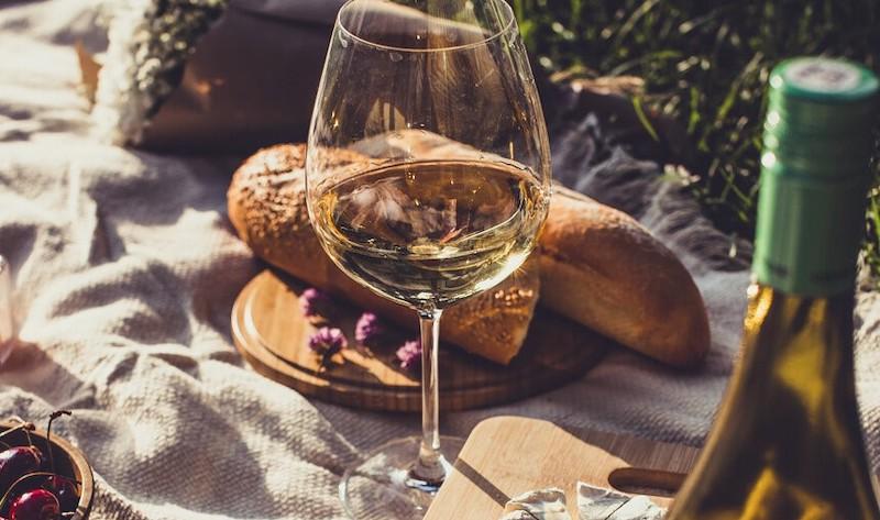 Thumbnail Wine Basket