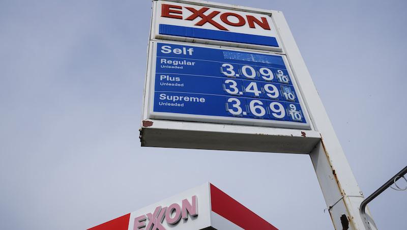 Exxon Mobil Results