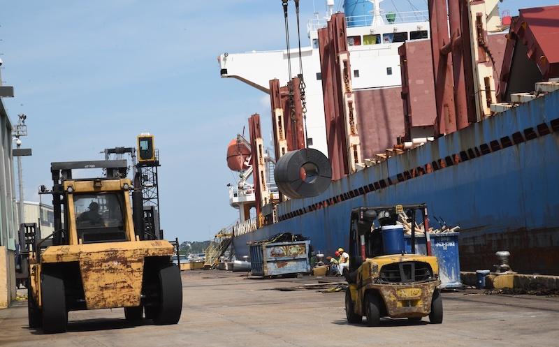 Port Nola Coastal Cargo 9321