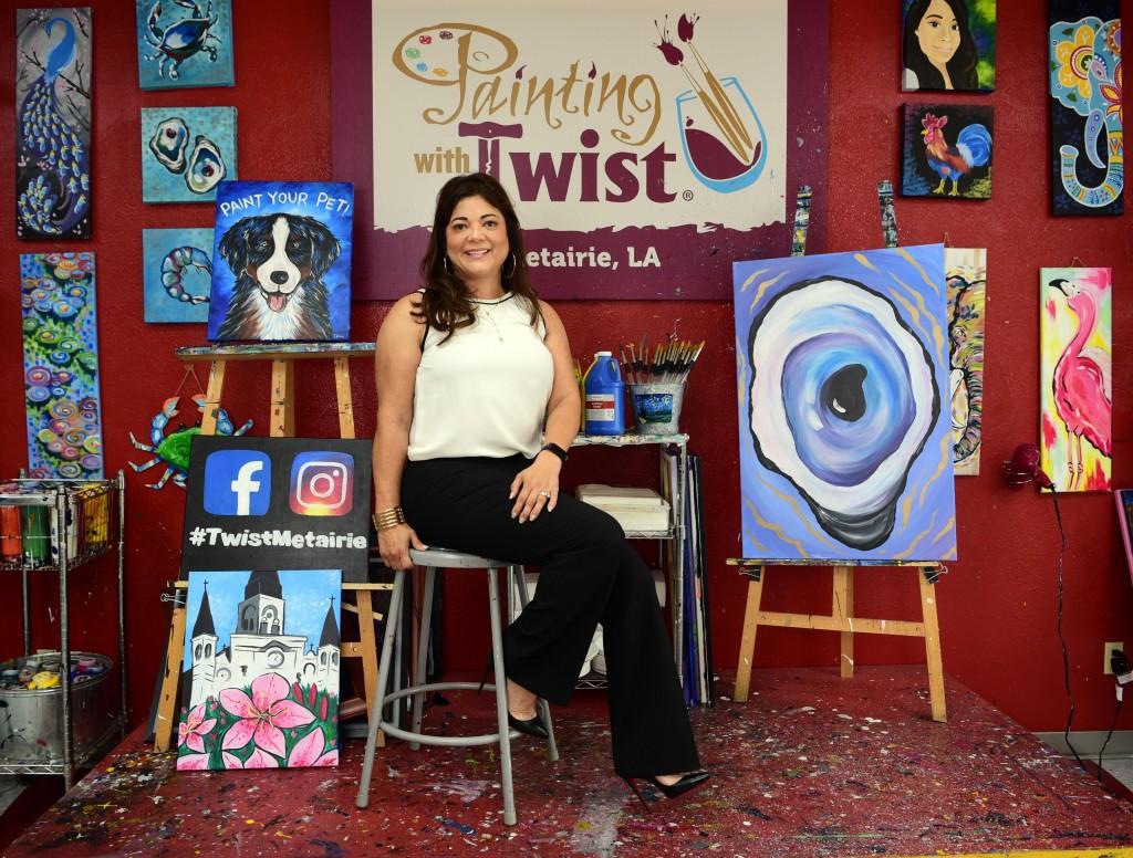 Cheryl Gerber Johanna Natale Painting With A Twist 01