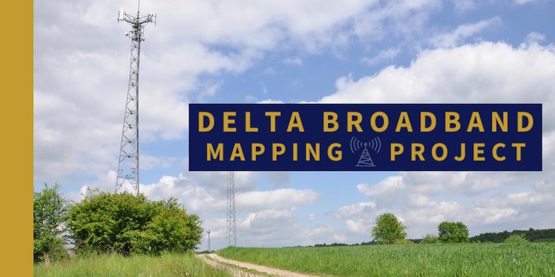 Delta Broadband Mapping Project