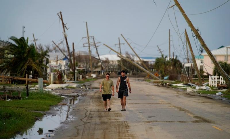 Hurricane Ida Louisiana