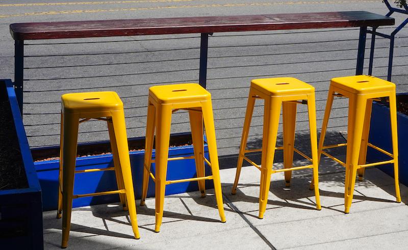 Urban Dining Parklet