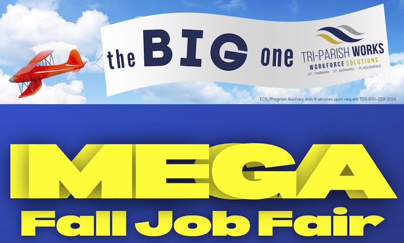 Mega Job Fair 85 X 11 Pdf Print