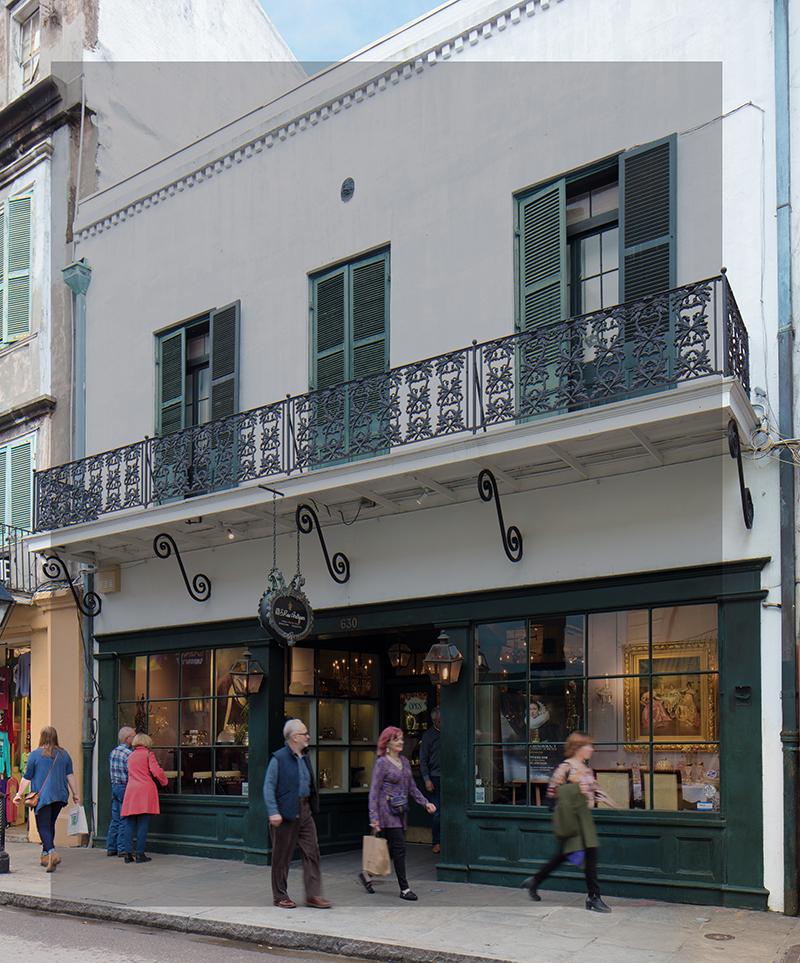 French Quarter Gem Shines In Era Of Declining Retail Biz