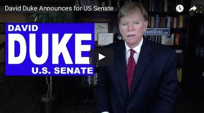 Ex-KKK Leader David Duke Says He Plans To Run For U.S ...