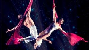 Cirque de Noel @ Belk Theater        