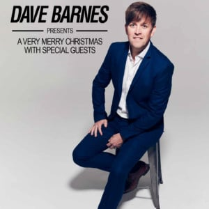 Dave Barnes Presents A Very Merry Christmas with Special Guests @ McGlohon Theater at Spirit Square |  |  |