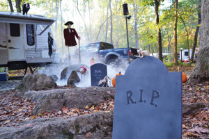 Halloween Weekends III - VI @ Yogi Bear's Jellystone Park Camp-Resort | | |
