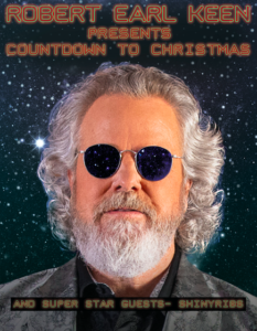 Robert Earl Keen's Countdown to Christmas @ Knight Theater |  |  |