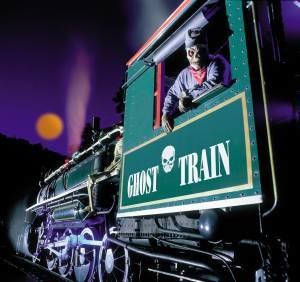 Ghost Train® @ Tweetsie Railroad   Blowing Rock   North Carolina   United States